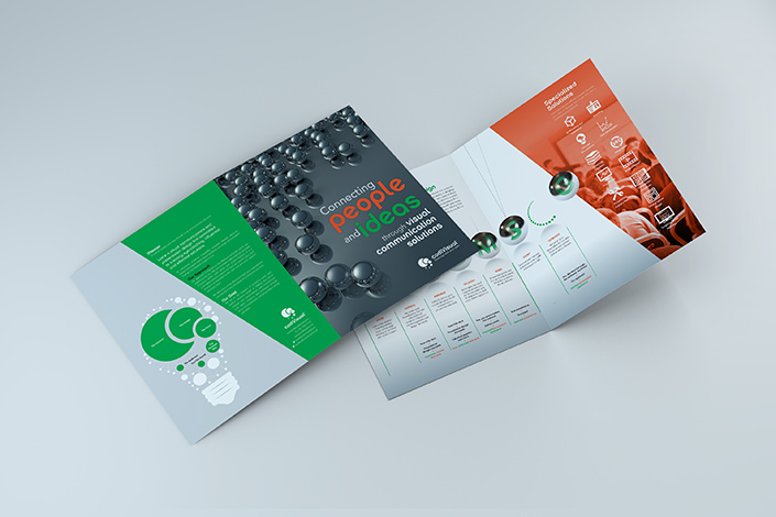 CodiVisual Bi Fold Front And Back Spreads
